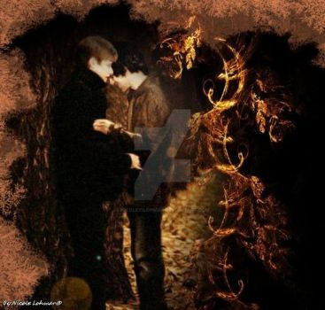 Merthur - In the forest by Nicole21Lohmar