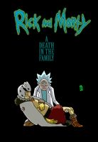 Rick and morty  a death in the family by nic011