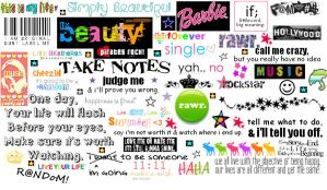 A Wallpaper Full Of Quotes by ilovejoejonas963