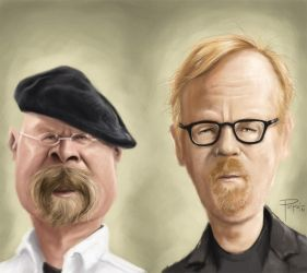 Mythbusters by Parpa