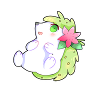 Shaymin Profile Picture by Felleie