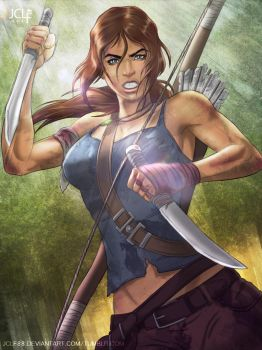 Rise of the Tomb Raider by JCLF88