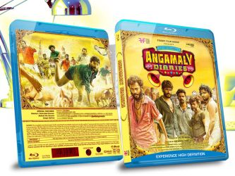 Angamaly Diaries (2017) Blu-ray by childlogiclabs