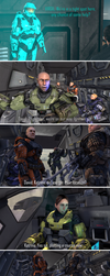 UNSC Hope: The Oracle - Page 3 by MatchboxSFM