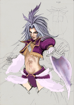 Kuja by JeanneCrescent