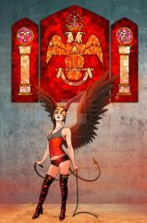 Lilith Demoness 2 Colors by Jason-Lenox