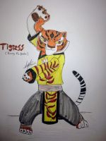 Tigress  by Africa2000