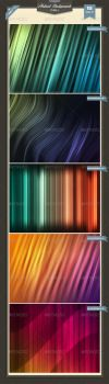 Different Abstract Backgrounds by baturaN