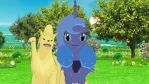 Princess Luna loves you Ninetails sing approves by reaperdeathlove