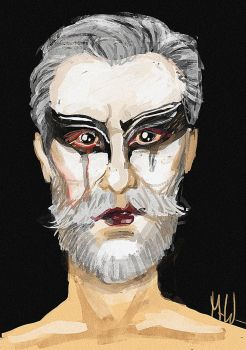 Black swan Tchaikovsky by MadHatters-Wife