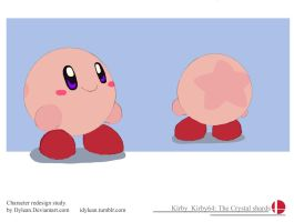 Smash1 Kirby by Dylean