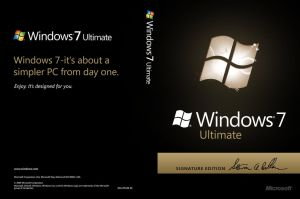 Win 7 Sig Edition DVD Cover by muckSponge