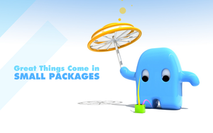 Great Things, small Packages by vozzz