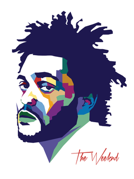 The Weeknd by BautistaNY