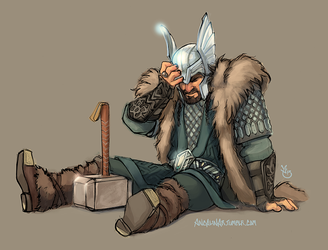 THORin by ancalinar