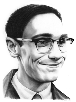 Cory Michael Smith by gregchapin