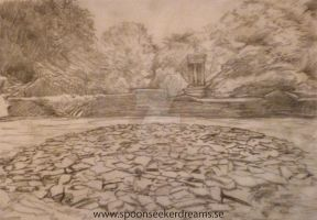 Stone circle - observational study by SpoonSeeker