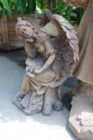 Angel statue stock by chamberstock
