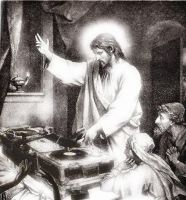 DJ Jesus by DeathKlown