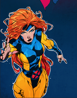 Jean Grey by EdJubey