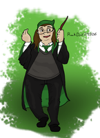 pottermore by RedFieldsOfNone