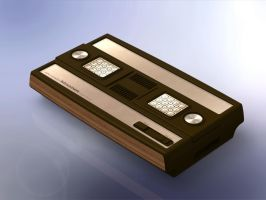 1:5 Scale Mattel Intellivision by DrOctoroc