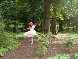 Castlefest 2009 Pink Faery by lilam70