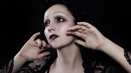 Edith Piaf by KlairedeLys