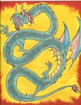 DRAGON OF CHINA by ARTIS02
