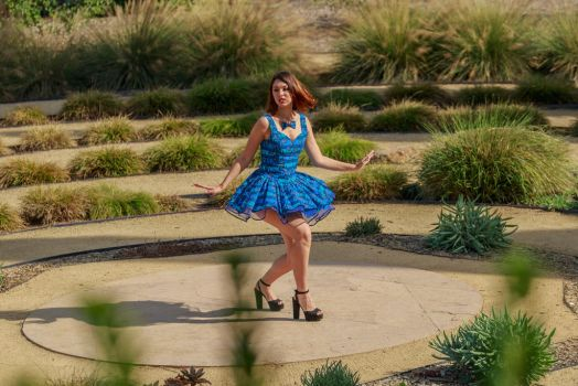 DrWho Dress by Biseuse