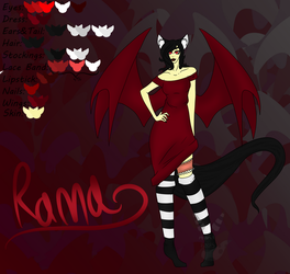 Rama Redesign by April-F00ls