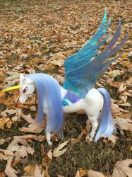 Pegasus commission  by djvanisher
