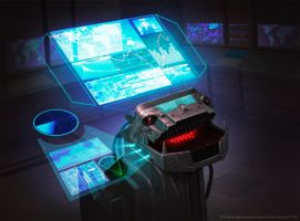 Android Netrunner - MAW by AlMaNeGrA