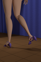 Leghandra's New Shoes 3 by skin2279