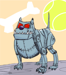 Dogbot by ObscureStar