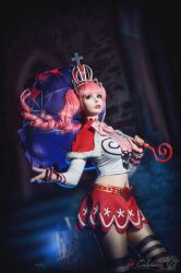 One Piece - Perona III by Calssara