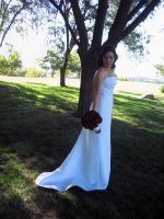 that white dress 11 by CRStock