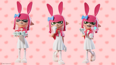 .:Render:. My Melody Cosplay, Micha by MoiraMicole