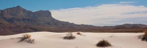 Sandy Mountains by philipbrunner