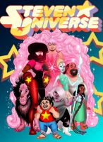 Steven Universe Fan  Art by IngDamnit