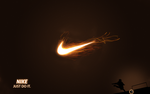 FlamingNike by richworks