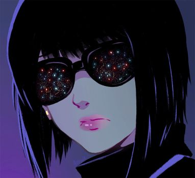 Starry Shades by ruina