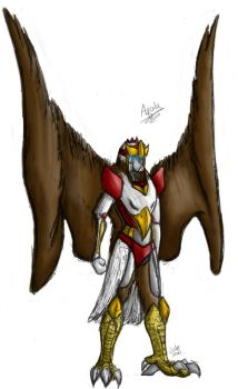OTF Aquila - Colored by Autobot-Windracer