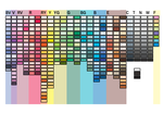Copic Based Color Pallette by Planet-i-Studios