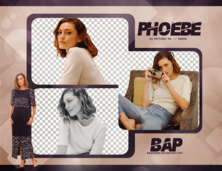 Pack Png 779 // Phoebe Tonkin by BEAPANDA