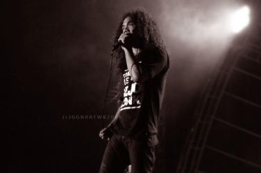 Kaka Slank On Stage by gogon