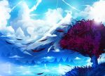 Blue wind by ryky