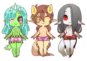 Oculite adopt batch 3 (OPEN) by RonnieIsCrying
