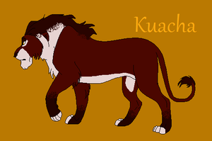 Kuacha (Breedable Open) by nazow