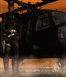 Scorpion : Ace by Childe-Of-Fyre